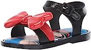 Mini Melissa Mini Mar 兒童涼鞋 + 白雪公主拖鞋