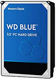 Western Digital HDD 6TB WD Blue PC 3.5英寸 内置HDD WD60EZAZ-EC