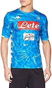 SSC Napoli Replica Home Match,T 恤 2018/2019,男式
