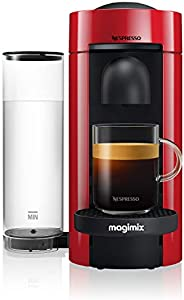 Nespresso Vertuo Plus 咖啡機 紅色