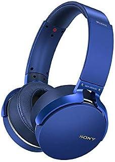 索尼 XB950B1 APP可控式超重低音无线耳机, 蓝色 (2017 款)