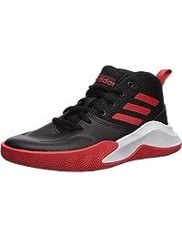 adidas 儿童 Ownthegame 宽篮球鞋
