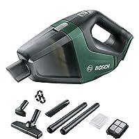 Bosch 博世 家庭及花園無線吸塵器UniversalVac 18(無電池,18伏系統,盒裝)