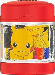 Thermos 膳魔师 Funtainer 食品罐,宠物小精灵印花,10盎司(约295.7 毫升)