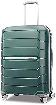 Samsonite 新秀丽 Freeform 硬壳行李箱,灰绿色,均码