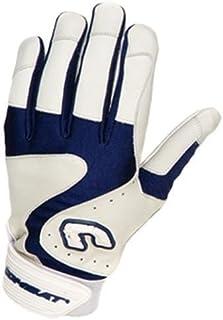 Combat Premium G3 青年棒球垒球击球手套 - 白色*蓝