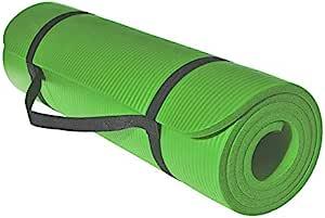 厚实舒适的健身瑜伽垫 10 毫米