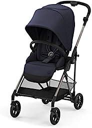 """CYBEX [MELIO ] ( 2021 年更新款 ) 超轻盈婴儿车 """"欧洲构想、日本规格的双向轻量婴儿车"""