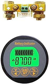 通用(酸、铅、锂)电池电压指示灯测试仪 12V 100A