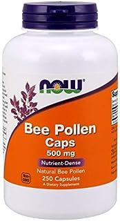 NOW Foods - 蜂花粉 500 镁。250 胶囊