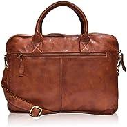 Clifton Heritage 男士公文包 – 皮革手提包 筆記本電腦男式斜挎包
