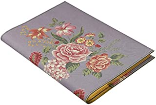 Daycraft 德格夫 花花世界系列笔记本 - 淡紫色
