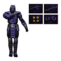 Storm Collectibles 真人快打 - Cyber Ninja Smoke 1/12 比例可动公仔(2019 NYCC *)