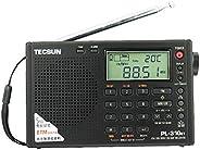 TECSUN PL-310ET FM 立体声/SW/MW/LW 世界乐队 PLL DSP 收音机黑色 allnice 出品
