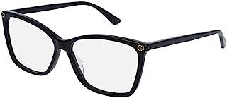 Gucci 古驰 女式 Gg0025o 56mm 光学眼镜