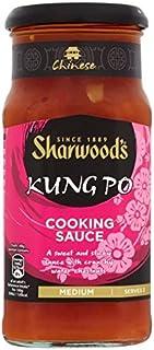 Sharwood's Szechuan Kung Po Cooking Sauce 425 g (Pack of 6)