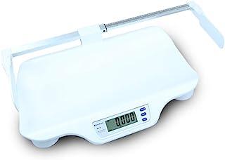 Brecknell 便携式数码*婴儿秤 | 44 磅容量 | 婴儿或小型宠物秤,用于测量重量和高度