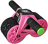 BODY SCULPTURE 腹肌滾輪 POWER 滾輪核心 搭載輔助功能 高*墊子 大型滾輪