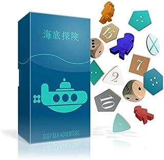 Deep Sea Adventure Undersea Treasure Hunting Board Game Oink Games OIN09022