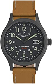Timex 天美时 男式 Expedition Scout 太阳能40毫米手表