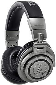 [Amazon.co.jp限定] audio-technica 无线耳机 ATH-M50xBT GM 金属灰