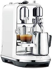 Sage Appliances SNE800BSS4EGE1 The Creatista Plus Nespresso咖啡机 珍珠白 SNE800SST2EEU1