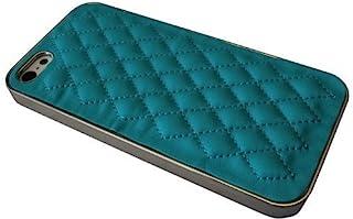Avcibase 4260310649467 PU 沙发套镀铬外观人造革保护套适用于苹果 iPhone 5 青绿色