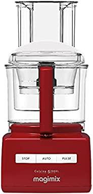 Magimix 5200XL食品加工机,红色