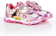 Disney 美女与野兽公主贝尔女童运动鞋(幼儿/小童,尺码 12)
