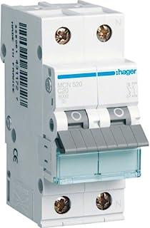 Hager HAGET IMCN520 断路器开关 20 A 1polig C Plus N(6 件)