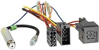 ACV 1321 48 无线电连接线适用于音频/座椅/Skoda/VW (Phamtomein Power Relay DIN)