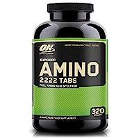 Optimum Nutrition 優質氨基酸 2222 片劑,320 片