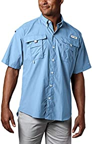 Columbia 男式 Bahama II 短袖衬衫