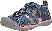 KEEN 儿童 Seacamp 2 CNX 闭趾凉鞋