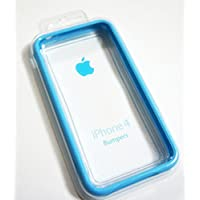 Apple iPhone4 Bumper 藍色 蘋果正品 MC670ZM/A