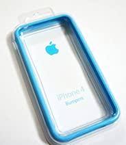 Apple iPhone4 Bumper 蓝色 苹果正品 MC670ZM/A