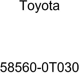 TOYOTA 58560-0T030 座椅腿部空间地毯总成