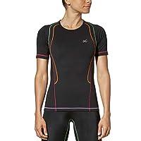 CW-X Conditioning Wear Women's Short Sleeve Ventilator Web Top