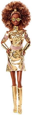 Barbie 芭比 GLY30 - Barbie Signature Star Wars C-3PO 娃娃