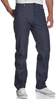Wrangler Men's Cowboy Cut Original Fit Jean, Rigid Indigo Denim, 4