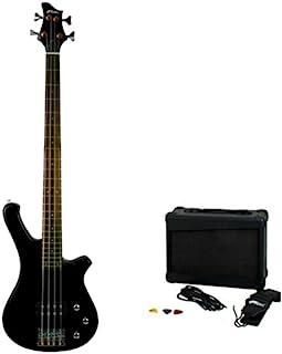 Tiger Sunburst Electric Bass 吉他包