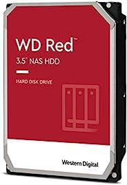 Western Digital 西部数据 4TB WD Red NAS 内部硬盘驱动器-5400 RPM级,SATA 6 Gb / s,SMR,256MB高速缓存,3.5英寸(约8.89厘米)-WD40EFAX