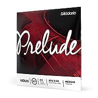 D'Addario Prelude 小提琴琴弦套装 比例为 4/4