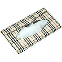 百事达 汽车遮阳板纸巾盒 方格纸巾盒 抽纸盒 纸巾包