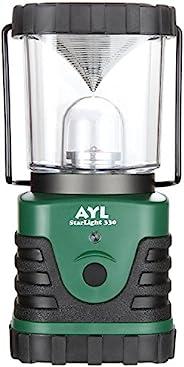 AYL 星光 – 防水 – 防震 – 电池供电超长使用寿命 6 天直发 – 1000 流明超亮 LED 灯 – 非常适合徒步、露营和露营的露营灯