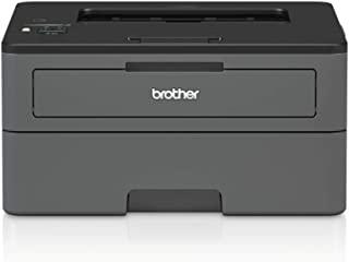 brother 兄弟 HL-L2375DW黑白激光打印机-单功能,无线/ USB 2.0,两面打印,A4打印机,小型办公室/家庭办公室打印机