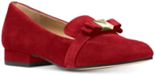 Michael Kors 迈克·科尔斯 Caroline 乐福鞋 红色 6.5M