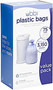 Ubbi 塑料袋(75 件装) 75 Bags