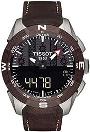 Tissot 天梭 T-Touch Expert Solar II 瑞士版男式模拟数字手表 T110.420.46.051.00