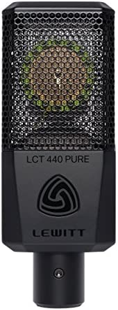 LEWITT lct-440-pure 大 diaphragm 电容麦克风